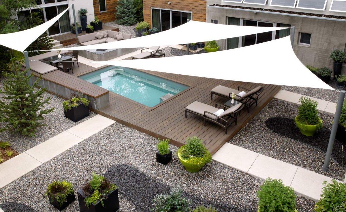 The Benefits Of Shade Sails